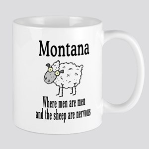 Montana Sheep Mug