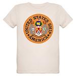 USS America (CVA 66) Organic Kids T-Shirt