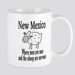 New Mexico Sheep Mug
