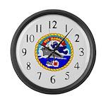 USS Bairoko (CVE 115) Large Wall Clock