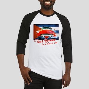 Havana Car Baseball Jersey