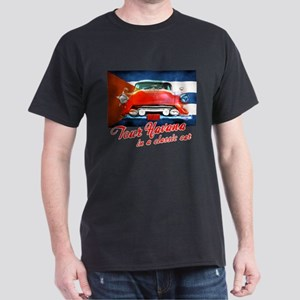 Havana Car Dark T-Shirt
