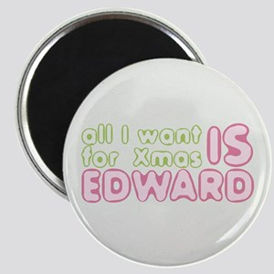 Xmas Edward Magnet