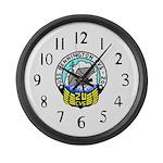 USS Bennington (CVS 20) Large Wall Clock