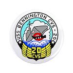 """USS Bennington (CVS 20) 3.5"""" Button (100 pack)"""