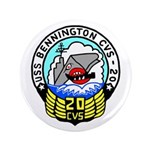 """USS Bennington (CVS 20) 3.5"""" Button"""