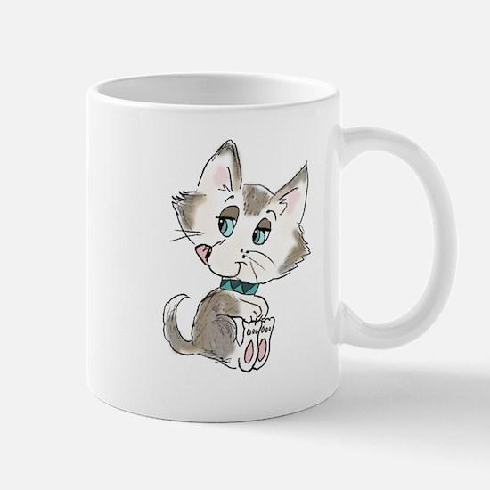 Husky Cuteness Mug