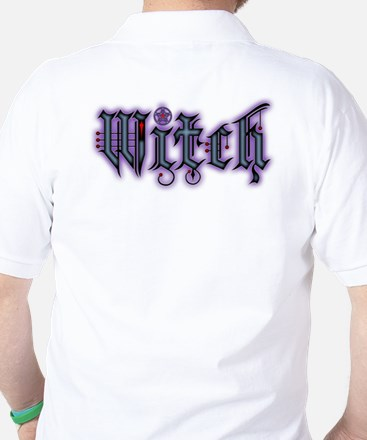 Witch Golf Shirt