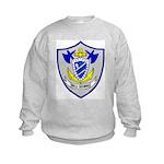 USS Cowell (DD 547) Kids Sweatshirt