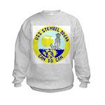 USS Stembel (DD 644) Kids Sweatshirt