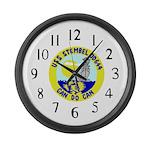 USS Stembel (DD 644) Large Wall Clock
