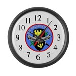 USS Waldron (DD 699) Large Wall Clock