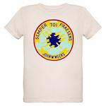 USS John W. Weeks (DD 701) Organic Kids T-Shirt