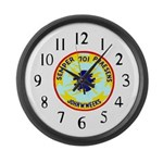 USS John W. Weeks (DD 701) Large Wall Clock