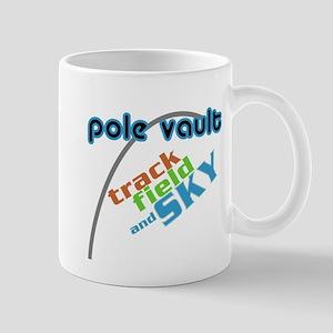 Pole Vault Sky Mug