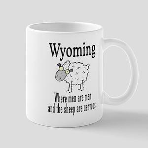 Wyoming Sheep Mug