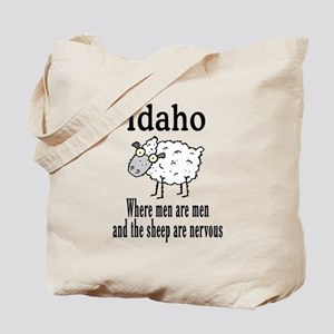 Idaho Sheep Tote Bag