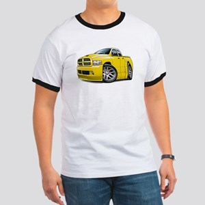 SRT10 Dual Cab Yellow Truck Ringer T