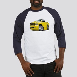 SRT10 Dual Cab Yellow Truck Baseball Jersey