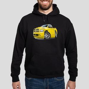 SRT10 Dual Cab Yellow Truck Hoodie (dark)
