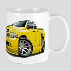 SRT10 Dual Cab Yellow Truck Mug