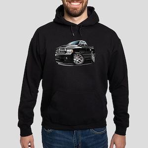 SRT10 Dual Cab Black Truck Hoodie (dark)