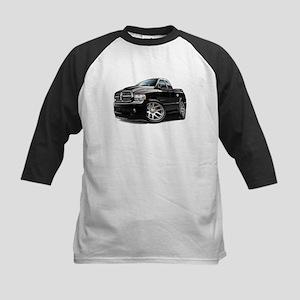 SRT10 Dual Cab Black Truck Kids Baseball Jersey