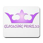 Geocaching Princess Mousepad