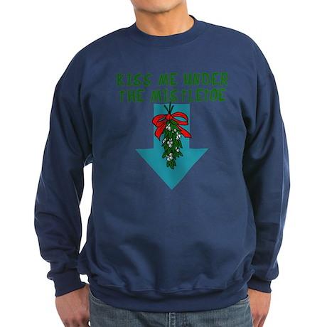 Mistletoe Mischief Sweatshirt (dark)
