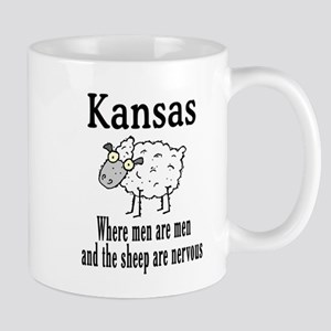 Kansas Sheep Mug