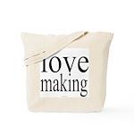 7001. making love Tote Bag