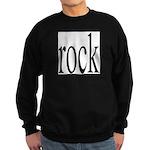 342. rock.. Sweatshirt (dark)