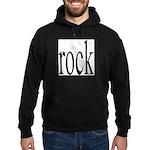 342. rock.. Hoodie (dark)