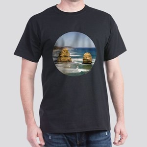 12 Apostles Black T-Shirt