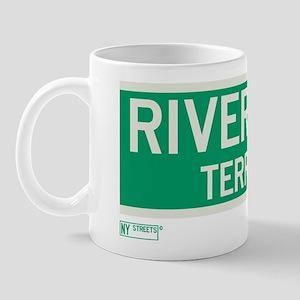 Riverview Terrace in NY Mug