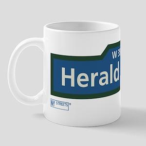 Herald Square in NY Mug