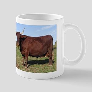 "Devon Cow ""Trixy"" Mug"