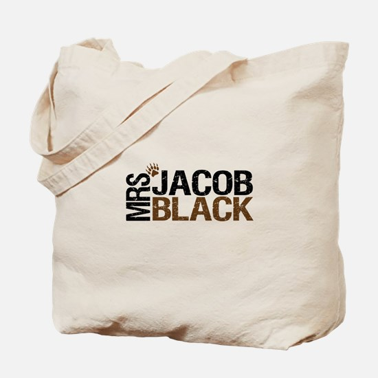 Mrs. Jacob Black Claw Tote Bag
