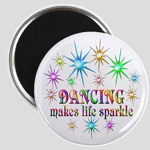 Dancing Sparkles Magnet