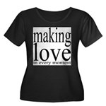 #7003. making love in every moment Women's Plus Si