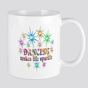 Dancing Sparkles 11 oz Ceramic Mug
