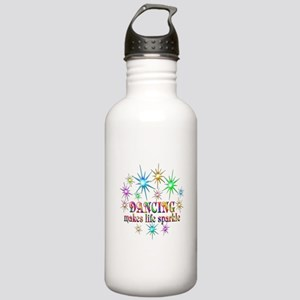 Dancing Sparkles Stainless Water Bottle 1.0L