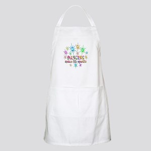 Dancing Sparkles Light Apron