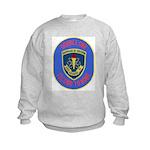 USS Sellers (DDG 11) Kids Sweatshirt