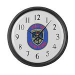 USS Sellers (DDG 11) Large Wall Clock