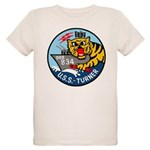 USS Turner (DDR 834) Organic Kids T-Shirt