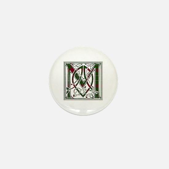 Monogram - MacGregor of Cardney Mini Button