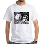 Evil Masterminds Generic Sketched white T-Shirt