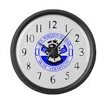 USS Koelsch (DE 1049) Large Wall Clock