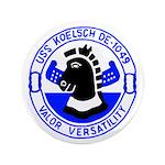 """USS Koelsch (DE 1049) 3.5"""" Button"""